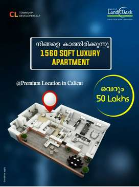 1560 Luxury Flat at NH Bypass