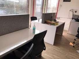 2 cabin 15 workstation reception