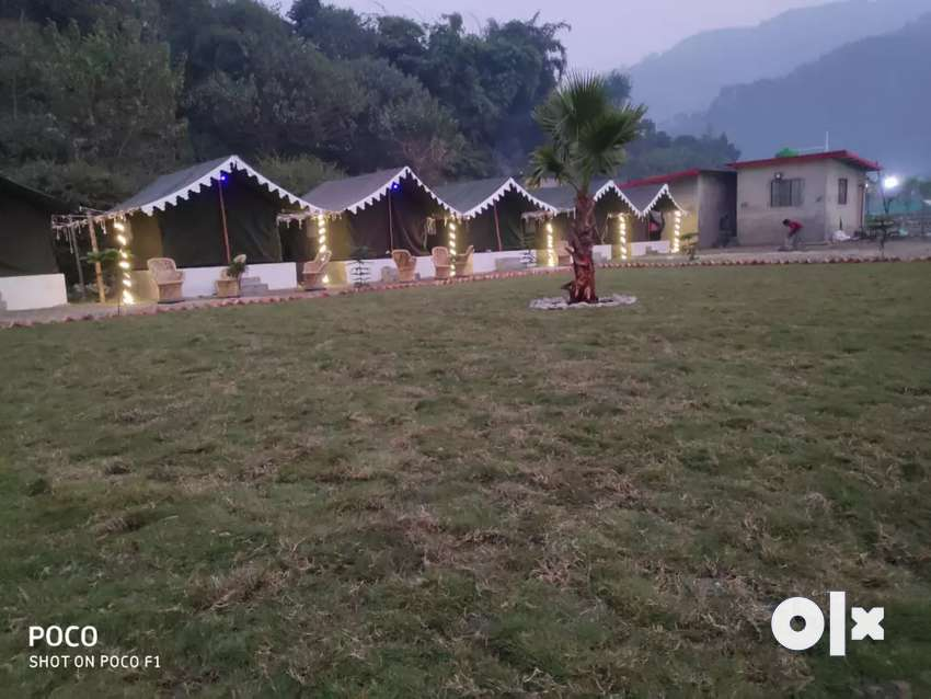 Camp for Sale in Rishikesh 0