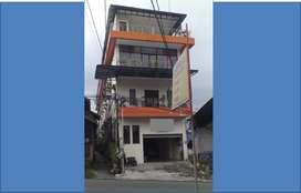 Dijual Rumah Kost-Kostan Pinggir jalan Prapatan Tengah Kota