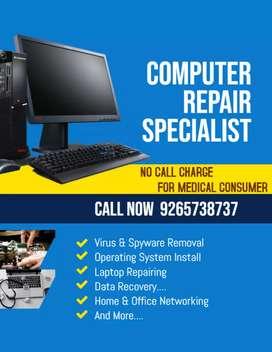 Laptop Computers Repairing