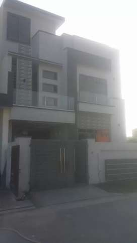5 marla brand new house for sale in D block Citi Housing Jhelm