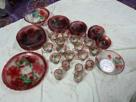 Crockery Available Never Used