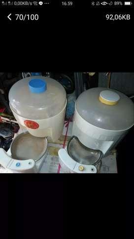 Slhkn plh slh 1 nya alat pemanas botol susu baby kond normal murah sj