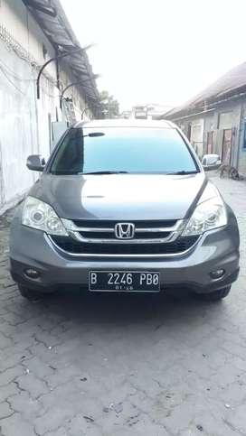 Honda CRV 2.4cc  2010 pemakaian 2011 bisa kredit