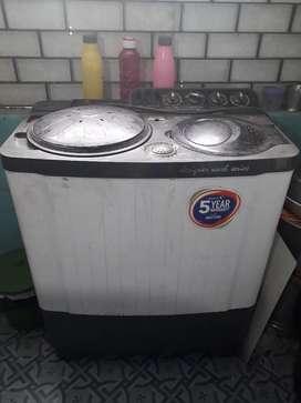 Washing machine for sale. Videocon. 2.5 yrs old