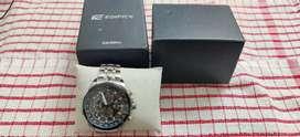 Edifice Casio Digital Watch