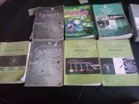PCMB class 11  NCERT books along with study materials