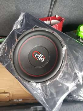 Paket Sub Cello Denmark + Instalasi | Boy Audio