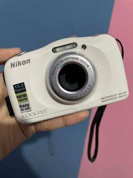 Kamera Nikon Coolpix W100 Waterproof