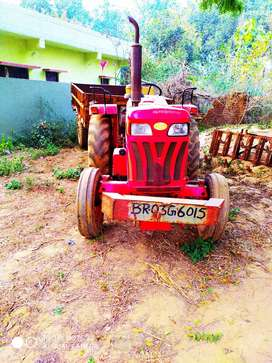 A tractor and trailer for sale