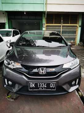 Honda Jazz RS thn 2016, uda model TV besar
