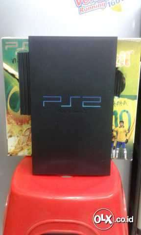 Flaystation sony ps2 Hardisk 160gb Gigabyte Kompit , Tinggal Di Play 0