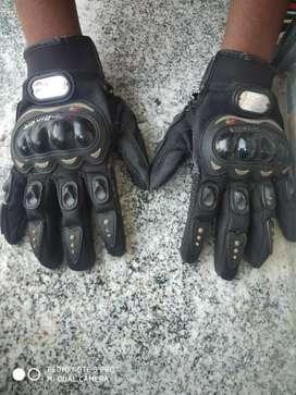 Pro biker rasing eqipment