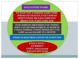 all people can apply from home working job, pdf to ms word typing