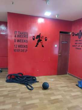 Fitness time gym.