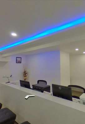 GOOD RUNNING TRAVEL OFFICE FOR SALE DEVARAJA URS ROAD