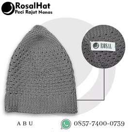 Peci Rajut/Qolansuwah Rosal
