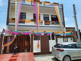 4 bhk semifurnished independent house