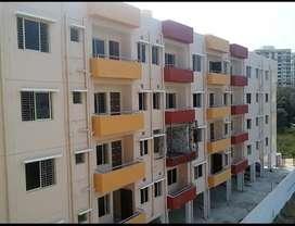 2 BHK semi furnished flat at Raghunathpur, Patia