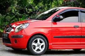 KIA Picanto SE 1.1L A/T Merah