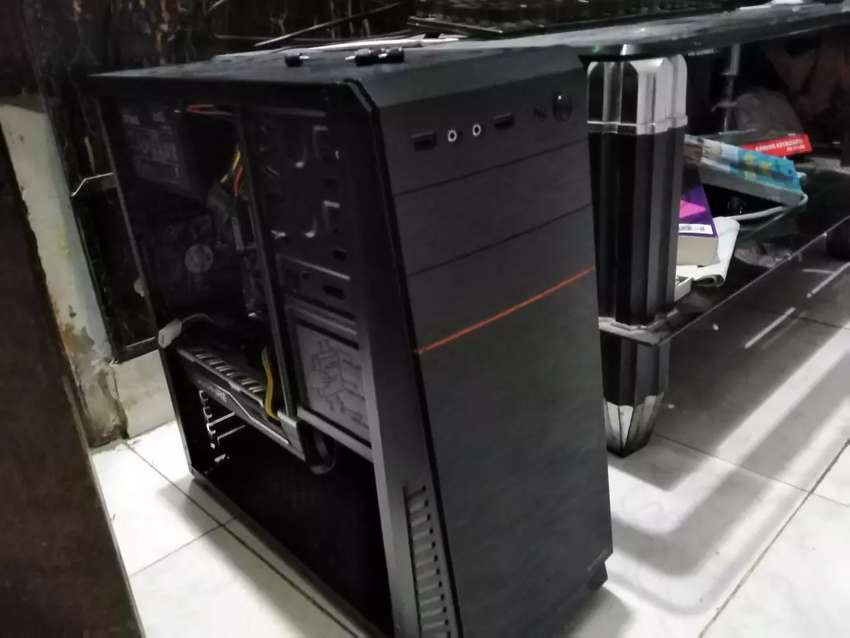 Core i5 4th generation 4570 gaming pc and gaming casing 0