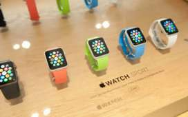 Smart watch New (60%of) Matte glass Original All Models Available