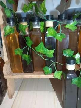 480gram madu asli murni randu karet herbal kurma zaitun kutuk propolis