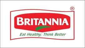 Recqurment in Britannia Industries Limited in Pan india location