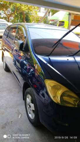 Jual Mobil Toyota Kijang Innova G Biru Metalik