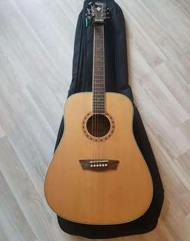 Washburn WD-10 Dreadnought Acoustic Guitar