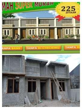 Rumah Minimalis Strategis SHM Lokasi Di Pondok Petir Mepet Pamulang