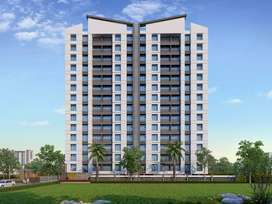 1bhk 736sqft flat booking at canal road.