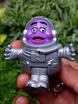Action figure, Mc'D character, astronout
