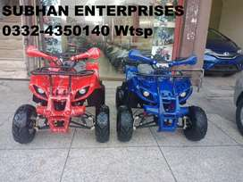 Double Safety Carrier Atv Quad 4 Wheels Deliver In All Pakistan