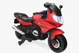 Motor Ninja Mainan Aki / Motor Mainan Anak Bisa Dinaiki/PMB M688-Merah
