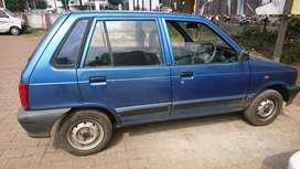 Maruti Suzuki 800 Duo Std LPG, 2008, Petrol