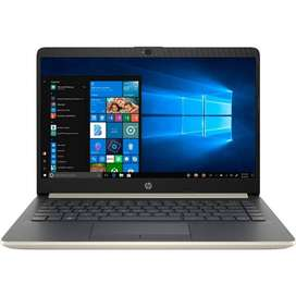 HP 14-cf0006dx Core i3 7th gen Box Pack Windows 10