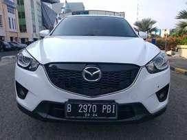 Mazda CX-5 2.5 GT A/T 2013 Putih