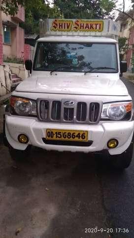 Driver required for Bolero Pickup in Sambalpur