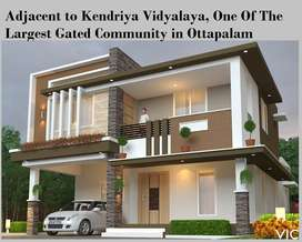 Gated Community New House For Sale @ Ottapalam Town