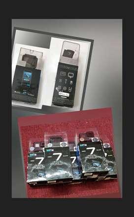 New Unused GoPro Hero 7 Black unused - 1 Year Warranty