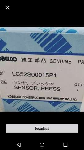 Pressure sensor sk200-8 kobelco OEM