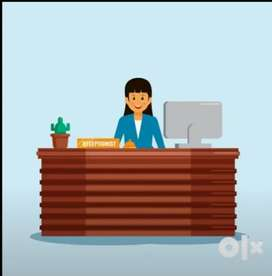 Opportunity to fresher girls jobs as receptionist in kotakMahindraBank