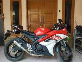 Yamaha R15 JUAL SANTAI