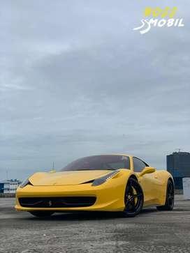 Ferrari 458 Italia Full Interior & Exterior Carbon Options