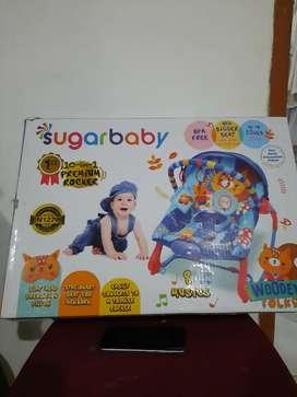 Ayunan bayi duduk (Sugar baby)