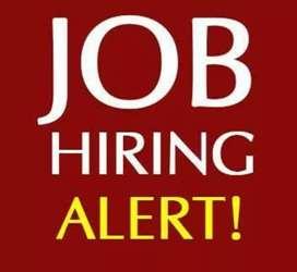 Hiring for Airport jobs Computer Operator /Ground Staff/Cashier