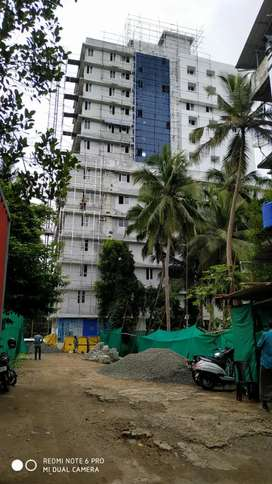 Furnished flat only for just 80 lacs