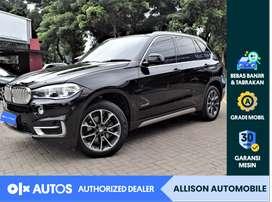 [OLXAutos] BMW X5 2015 3.0 xDrive35i XLine AT Bensin #Allison